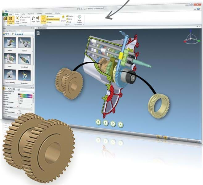 SOLIDWORKS Composer Overview | Solid Solutions