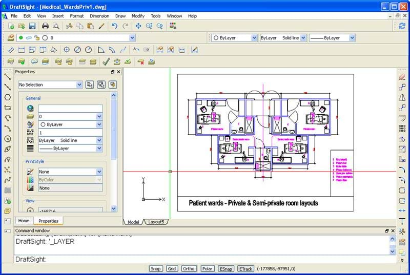 Draftsight free 2d dwg editor solid solutions for Online cad editor