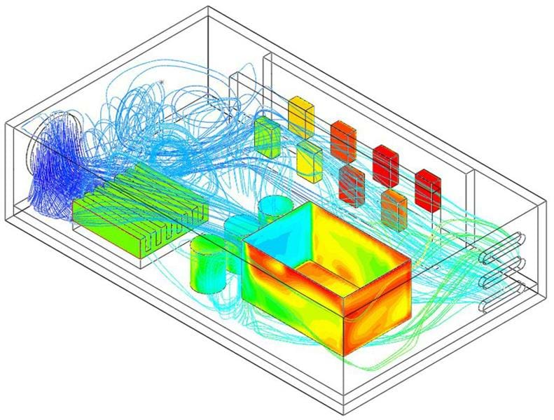 Ups Near My Location >> SOLIDWORKS Flow Simulation - Electronic Cooling Module