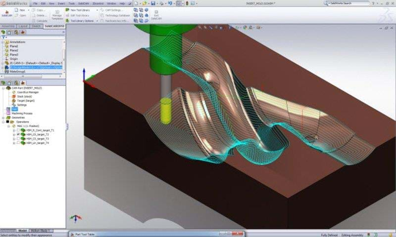 SolidCAM - CNC Machining Overview | Solid Solutions