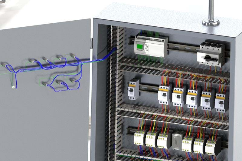 Wiring Diagram With Solidworks : Solidworks electrical what s it all about anyway
