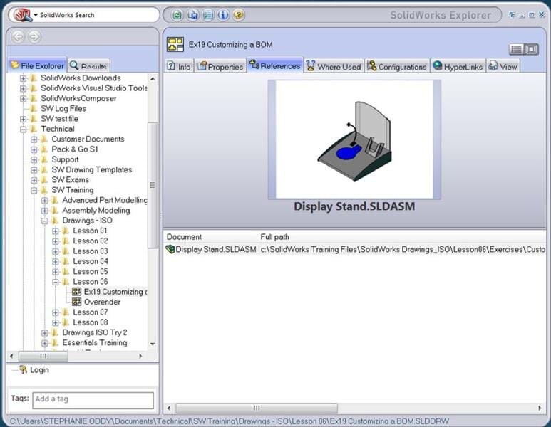 SOLIDWORKS Explorer Overview | Solid Solutions