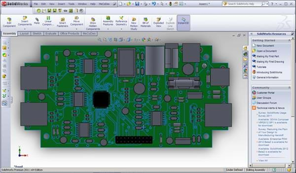 Circuitworks Design Capabilities In Solidworks