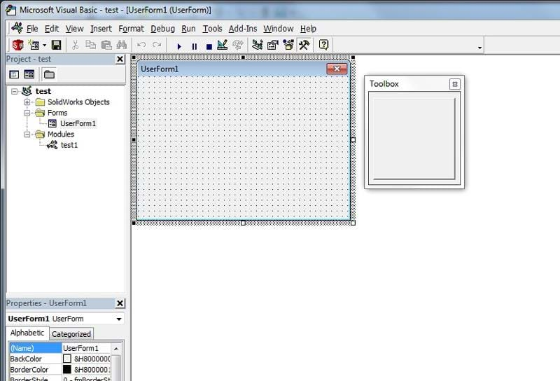 Design Automation Capabilities in SOLIDWORKS 3D CAD
