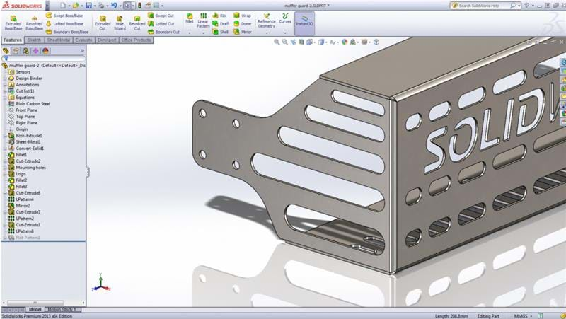 Hole Alignment Capabilities In Solidworks 3d Cad