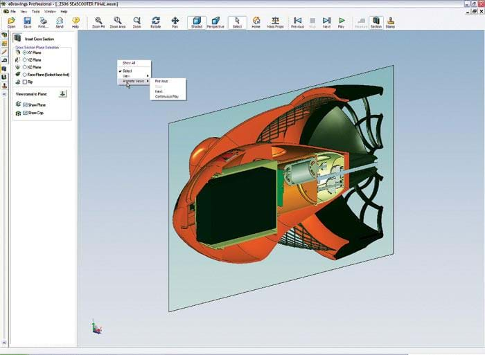 SolidWorks Viewer 2013 21.40.58 SP 4.0