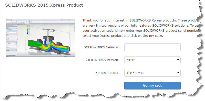 Xpress Products in SOLIDWORKS 2015