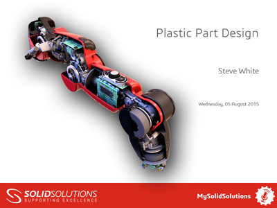 SOLIDWORKS Blog Plastics