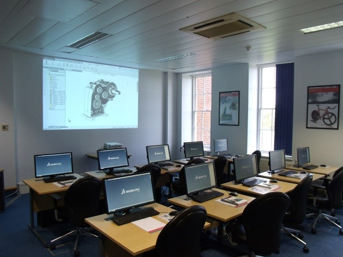 SOLIDWORKS Training Centre