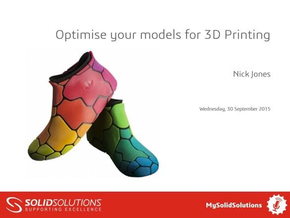 SOLIDWORKS 3D Printing Blog