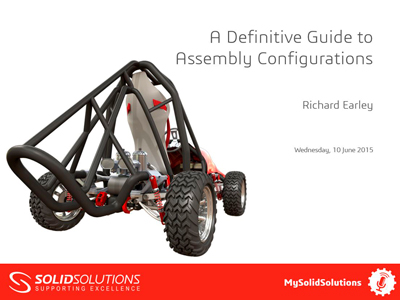 SOLIDWORKS Webcast Configurations