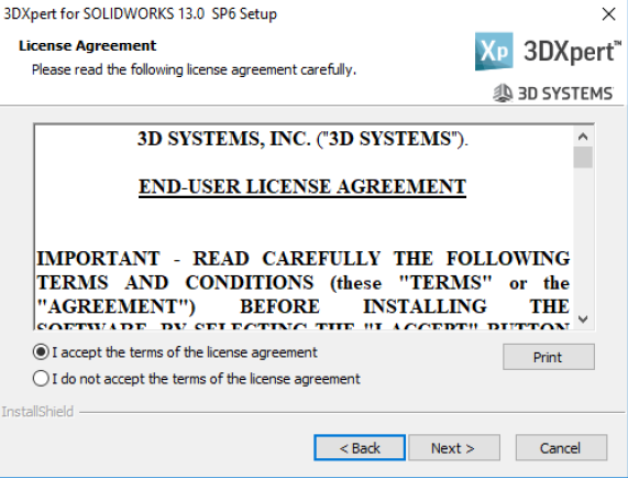 3dxpert For Solidworks Install Guide
