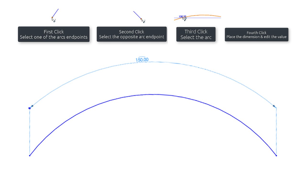 Solidworks Dimensions Collated Quick Tips