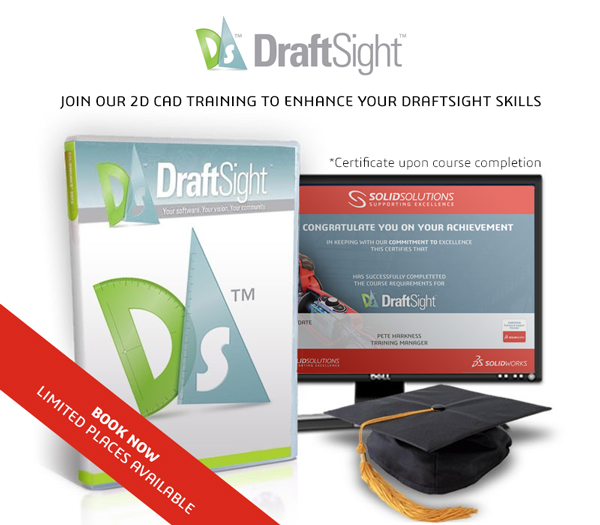 DraftSight 2D CAD Training
