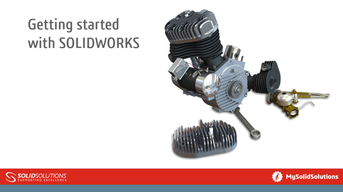 SOLIDWORKS Getting Started Webcast