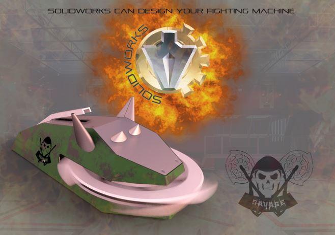 SOLIDWORKS Robot Wars