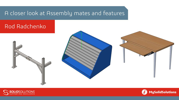 SOLIDWORKS Webcast Assembly Mates