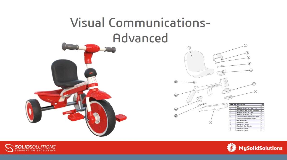 SOLIDWORKS Composer Advanced Webcast