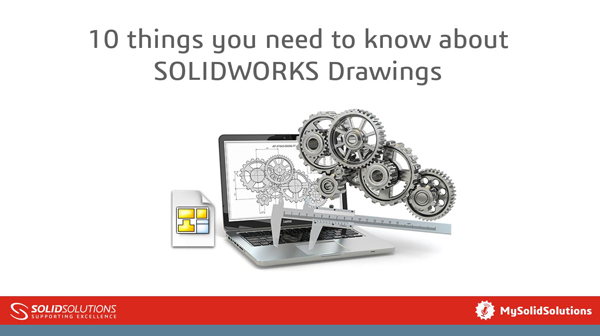 SOLIDWORKS Drawings Tutorial