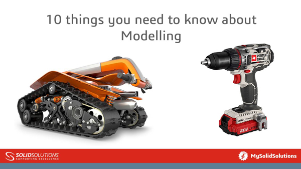 SOLIDWORKS Modelling