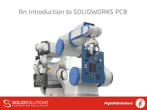 SOLIDWORKS PCB Webcast