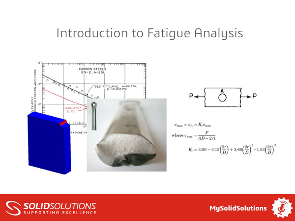 SOLIDWORKS Simulation Fatigue
