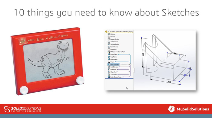 SOLIDWORKS Sketch Webcast