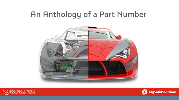 SOLIDWORKS Tutorial - Part Numbering