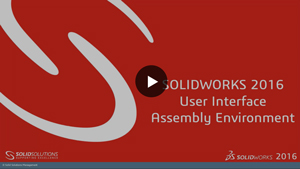 SOLIDWORKS 2016 Video