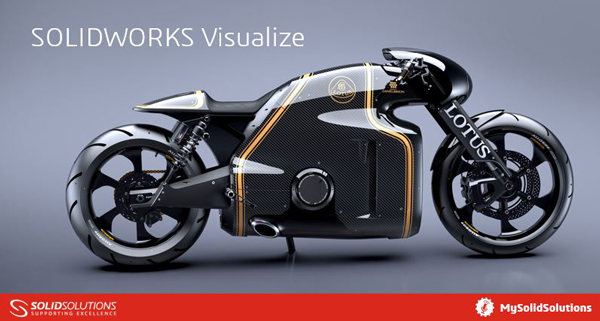 SOLIDWORKS Visualize Webcast