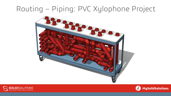 SOLIDWORKS Webcast - Routing