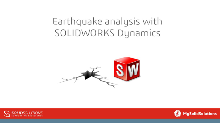 SOLIDWORKS Simulation - Dynamics