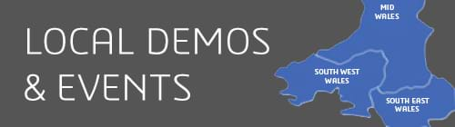 Demos near South Wales
