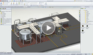 SOLIDWORKS Piping & Tube Routing