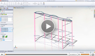 SOLIDWORKS Welded Structure Drawings