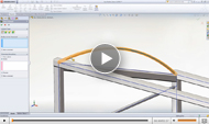 SOLIDWORKS Welded Structure Design