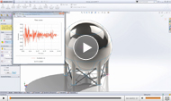 SOLIDWORKS Vibration Analysis