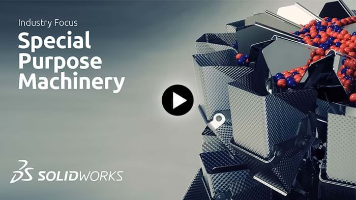SOLIDWORKS in Industry - Special Purpose Machinery