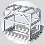 SOLIDWORKS Welded Structure Fabrication