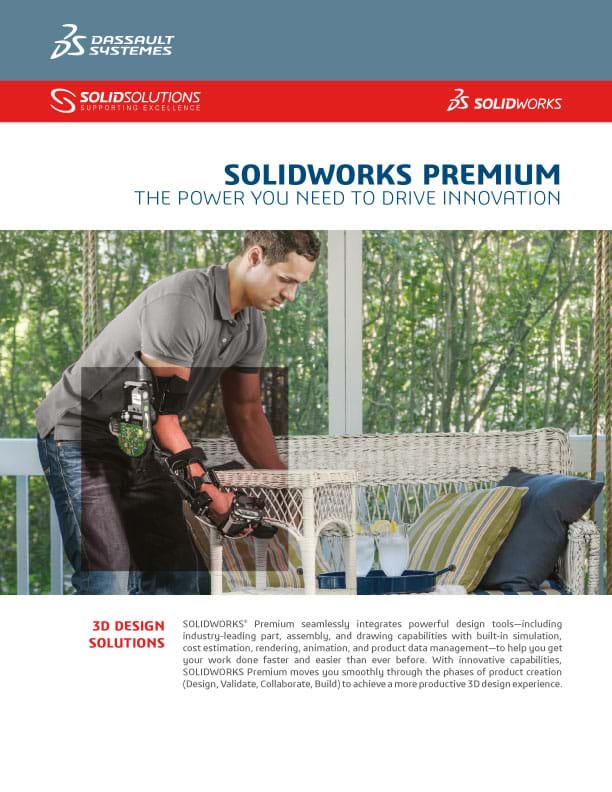 SOLIDWORKS 3D CAD Downloads | Solid Solutions