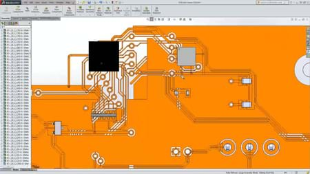 SOLIDWORKS PCB - Copper Analysis