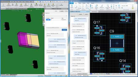 SOLIDWORKS PCB - Managed ECO Change Process