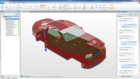Easily Integrate Design Data | SOLIDWORKS PCB