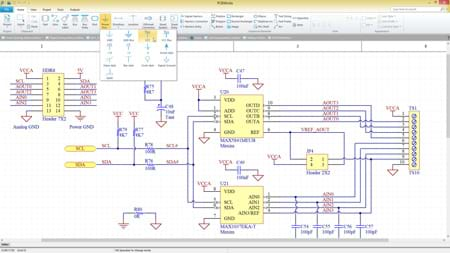 SOLIDWORKS PCB - Streamlined Interface
