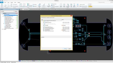 SOLIDWORKS PCB - Version Control