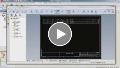 SOLIDWORKS 2014 What's New Video - Electrical Additional Features