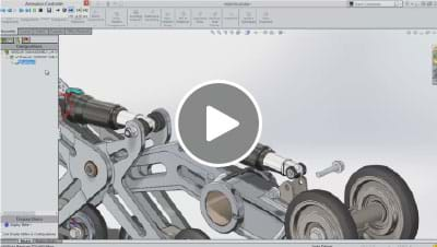 SOLIDWORKS 2014 What's New Video - Assembly Delighters