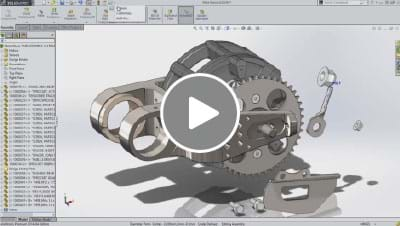 SOLIDWORKS 2014 What's New Video - Assembly Mates