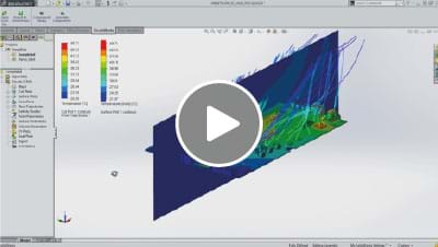 SOLIDWORKS 2014 What's New Video - CircuitWorks and Flow Integration