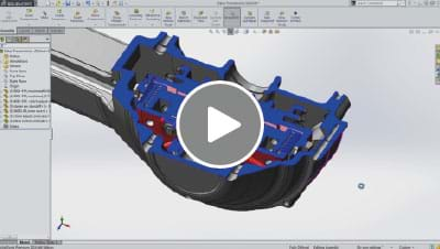 SOLIDWORKS 2014 What's New Video - UI - Visualisation